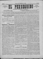 Año 5, número 72. 22 noviembre 1894