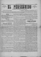 Año 6, número 81. 21 mayo 1895