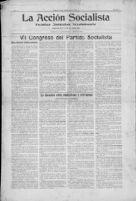 Año 1, número 17. 16 abril 1906