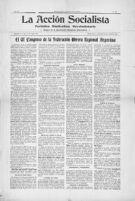 Año 2, número 28. 1 octubre 1906