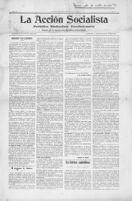 Año 2, número 31. 16 noviembre 1906