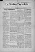 Año 2, número 38. 1 marzo 1907