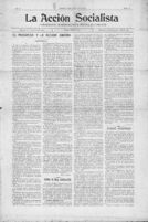 Año 2, número 43. 16 mayo 1907