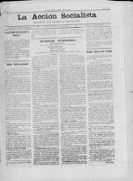 Año 5, número 128. 30 agosto 1910