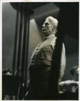 Fritz Kreisler in rehearsal, 1947 [descriptive]