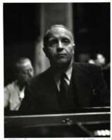 Robert Casadesus, 1947 [descriptive]