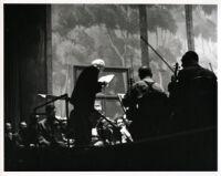 Arturo Toscanini conducting, Los Angeles, 1949 [descriptive]