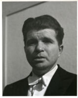 Emil Gilels in concert attire, 1965 [descriptive]