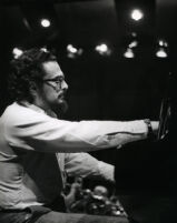 Leon Fleisher at the piano, 1977 [descriptive]