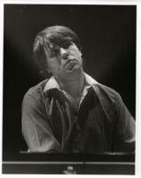Andrei Gavrilov playing the piano, Los Angeles, 1985 [descriptive]
