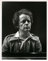 Anton Kuerti at the piano, Los Angeles, 1986 [descriptive]