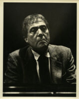 Aldo Ciccolini playing the piano, Los Angeles, 1986 [descriptive]