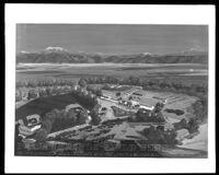 Rendering of Palm Springs Field Club, Palm Springs, [1949?]