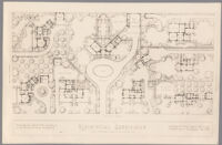 Plan for a Signal Hill residential subdivision owned by Mr. and Mrs. Ralph H. Clock and Mr. and Mrs. C. C. McWhinney, Long Beach, 1920