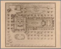 Plan for the country estate of Ernest de Koven Leffingwell, Esq., Whittier, 1925