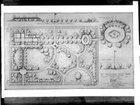 Plan for El Segundo City Park, El Segundo, 1931