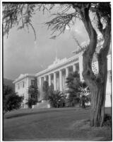 Hawaii Hall, University of Hawaii, Honolulu, [1928?]