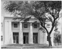 Auditorium, University of Hawaii, Honolulu, 1930