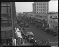 Fourth Street, Santa Monica, 1928
