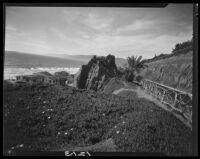 Santa Monica shoreline, Santa Monica, 1928