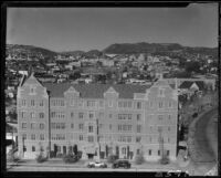 Apartment house at 601 N. Rossmore Ave., Los Angeles, [1920-1939?]