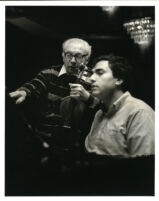 Isaac Stern with Yefim Bronfman, 1986 [descriptive]