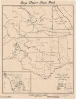 Anza Desert State Park.