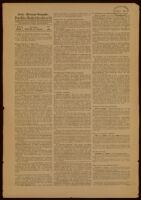 Deutsches Nachrichtenbüro. 5 Jahrg., Nr. 46, 1938 January 12, Erste Vormittags-Ausgabe
