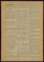 Deutsches Nachrichtenbüro. 5 Jahrg., Nr. 175, 1938 February 7, Vormittags-Ausgabe