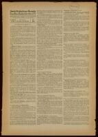 Deutsches Nachrichtenbüro. 5 Jahrg., Nr. 265, 1938 February 22, Zweite Nachmittags-Ausgabe