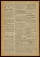 Deutsches Nachrichtenbüro. 5 Jahrg., Nr. 521, 1938 March 31, Erste Vormittags-Ausgabe