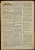 Deutsches Nachrichtenbüro. 5 Jahrg., Nr. 1234, 1938 August 6, Morgen-Ausgabe