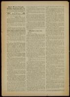 Deutsches Nachrichtenbüro. 5 Jahrg., Nr. 1307, 1938 August 22, Zweite Morgen-Ausgabe