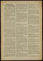 Deutsches Nachrichtenbüro. 5 Jahrg., Nr. 1318, 1938 August 23, Morgen-Ausgabe