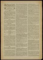 Deutsches Nachrichtenbüro. 5 Jahrg., Nr. 1319, 1938 August 23, Erste Vormittags-Ausgabe