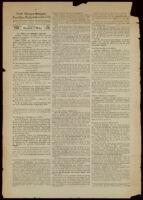 Deutsches Nachrichtenbüro. 5 Jahrg., Nr. 1581, 1938 October 1, Erste Morgen-Ausgabe