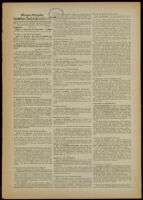 Deutsches Nachrichtenbüro. 5 Jahrg., Nr. 1900, 1938 November 22, Morgen-Ausgabe