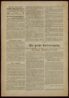 """Deutsches Nachrichtenbüro. 5 Jahrg., 1938 September 7, Sonder-Ausgabe Nr. 9: """"Parteitag Grossdeutschlands"""""""