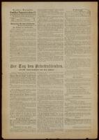"""Deutsches Nachrichtenbüro. 5 Jahrg., 1938 September 7, Sonder-Ausgabe Nr. 15: """"Partietag Grossdeutschlands"""""""