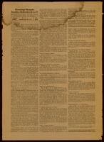Deutsches Nachrichtenbüro. 7 Jahrg., Nr. 546, 1940 May 23, Vormittags-Ausgabe