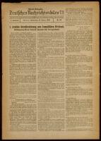 Deutsches Nachrichtenbüro. 7 Jahrg., Nr. 66, 1940 January 18, Abend-Ausgabe