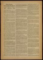 Deutsches Nachrichtenbüro. 7 Jahrg., Nr. 93, 1940 January 26, Morgen-Ausgabe