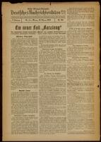 Deutsches Nachrichtenbüro. 7 Jahrg., Nr. 164, 1940 February 12, Erste Morgen-Ausgabe