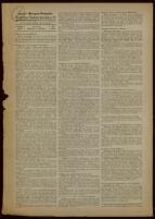 Deutsches Nachrichtenbüro. 4 Jahrg., Nr. 131, 1937 February 1, Zweite Morgen-Ausgabe