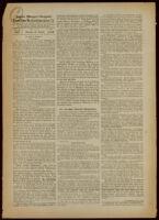 Deutsches Nachrichtenbüro. 4 Jahrg., Nr. 1102, 1937 August 16, Zweite Morgen-Ausgabe