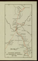 Eastern portion of Burchell's travels 1811-1812
