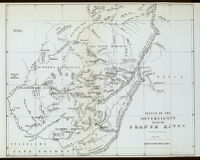Sketch of the sovereignty beyond the Orange River