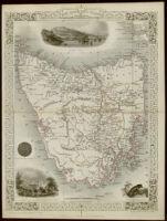 Van Diemen's Island or Tasmania