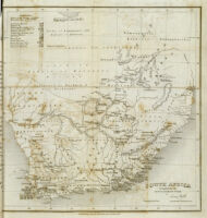 South Africa; compiled for the Revd R. Moffat's work
