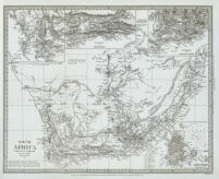South Africa; compiled from the M.S. maps in the Colonial Office